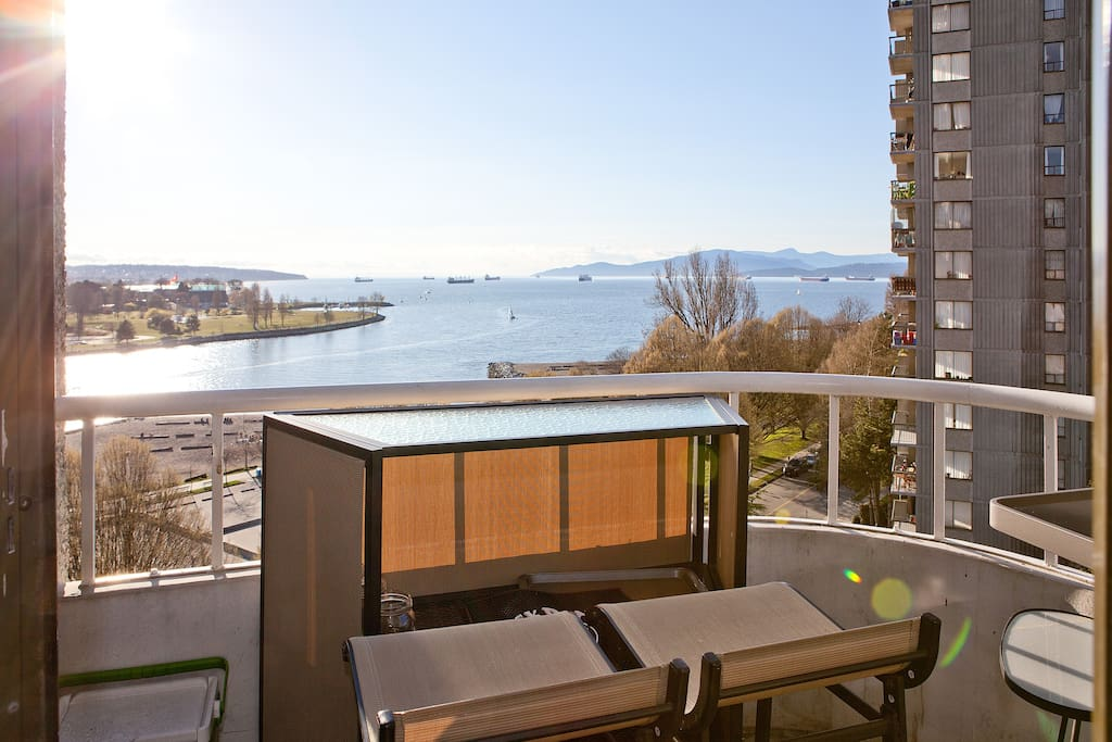 Ocean View Beach Front 1 Bedroom Apartments For Rent In Vancouver British Columbia Canada