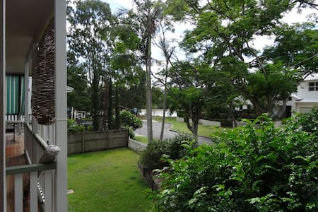 YERONGA APARTMENT ON THE RIVER - Yeronga - Дом