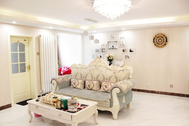 Art-Life family-friendly home at ring 2 old town - Beijing - House