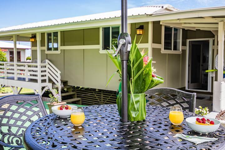 Big Island Beauty: Lovely 3 Bedroom Home in Pepeekeo, Hawaii