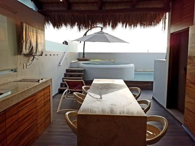 Casa Moderna 15min de playas de Vallarta y Nayarit