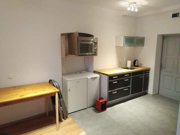 Foothills apartment