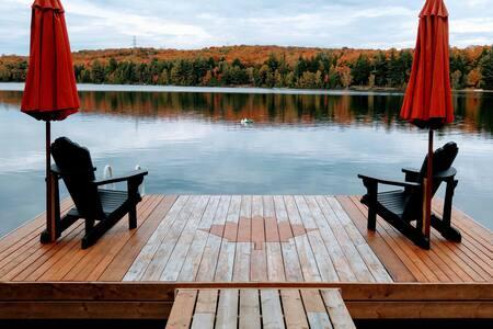 Big Woody Cabin, Ross Lake, Haliburton Ontario