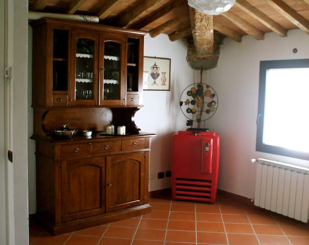 Tuscan countryside! Private garden and parking. - Montelupo Fiorentino - House