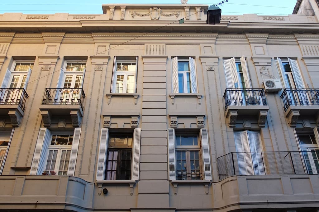 Luxury buenos aires in san telmo apartments for rent in for Hotel luxury san telmo
