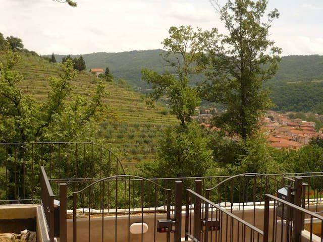 bellissimo appartamento in Toscana! - Subbiano - House