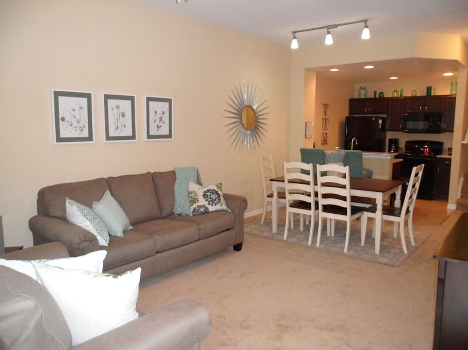 Close To Disney Immaculate Villa Great Resort Townhouses For Rent In Kissimmee Florida