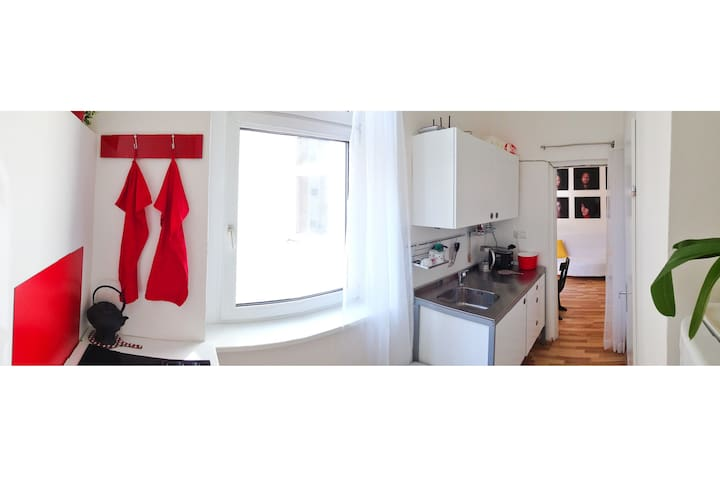 Kitchen - panorama view