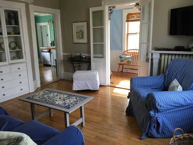 Elm Street Guest House - Marblehead - Appartement