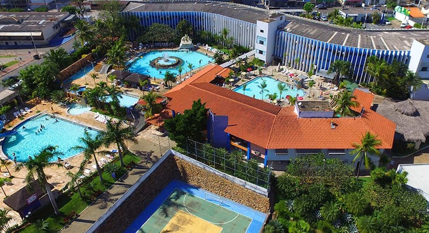 Great Flat Thermal Pools - CTC Araras