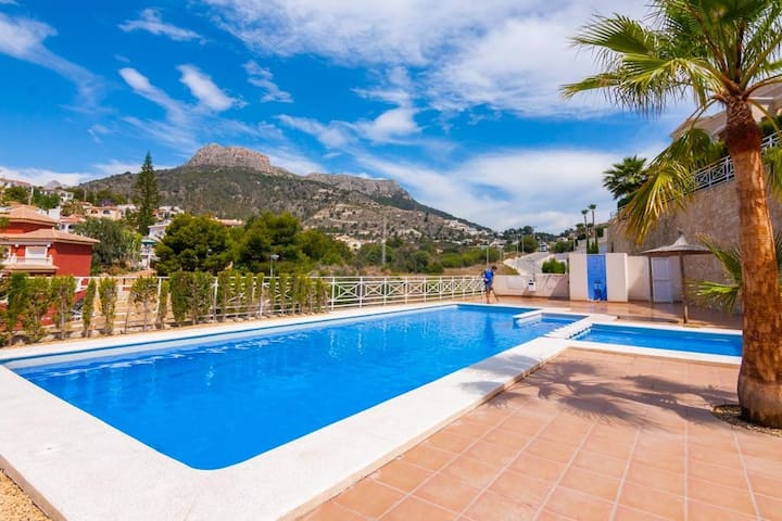 Holiday homes Grinev 6 - Calpe - House
