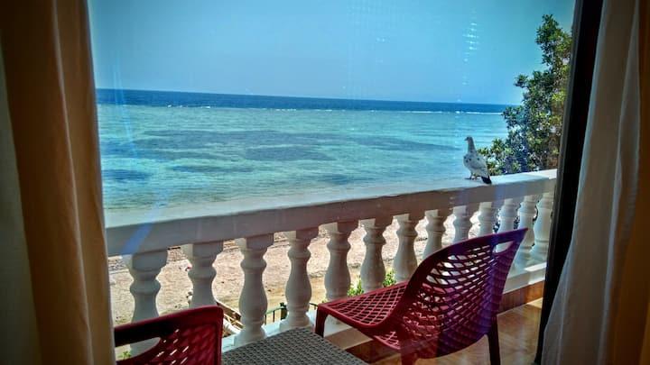 ☀JAZZ☀ Beachfront Apartment