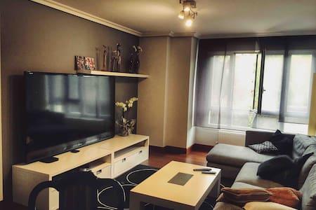 New downtown apartment near San Sebastian