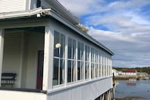 Historic Inn on the Ocean- Bridgeside Inn