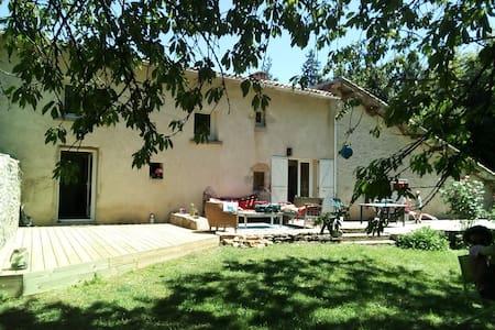 Maison de campagne proche de Poitiers