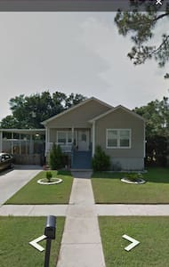 Charming three bedroom 2 baths - Chalmette - Maison