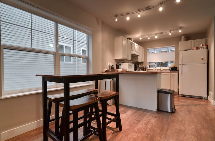 Seattle Townhouse 15m to Downtown
