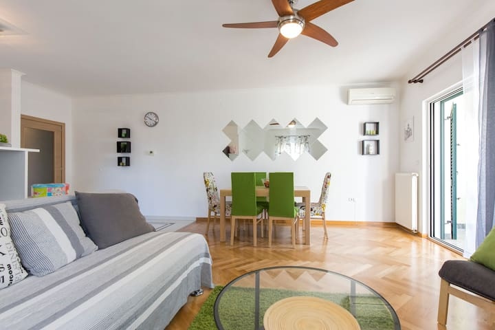 Apartman Santa Lucia Kostrena - Kostrena