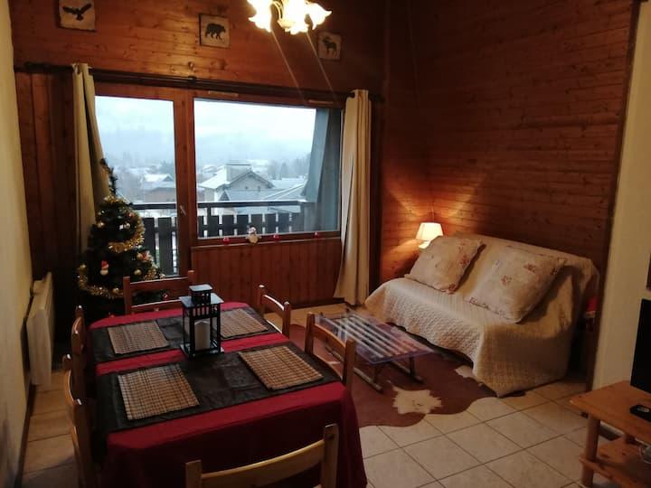 Appartement de Montagne (58m²) au coeur de Samoëns
