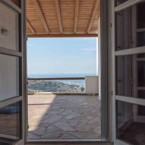 Belle villa à Syros - Posidonia - Apartment