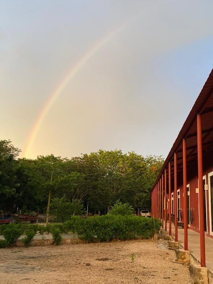 Hacienda Santa María de Batzán