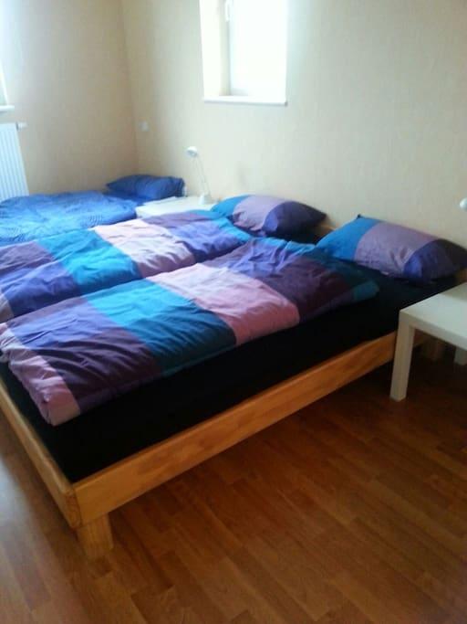 helle freundliche ferienwohnung hausen ob verena baden w rttemberg. Black Bedroom Furniture Sets. Home Design Ideas