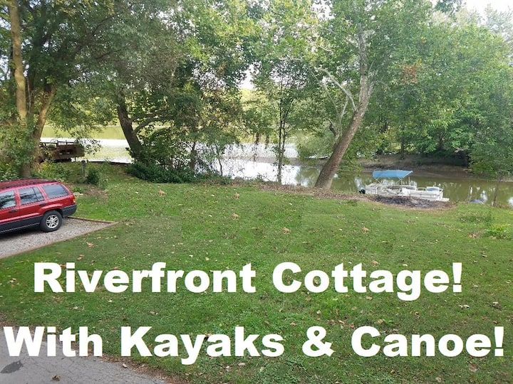 Riverfront Cottage