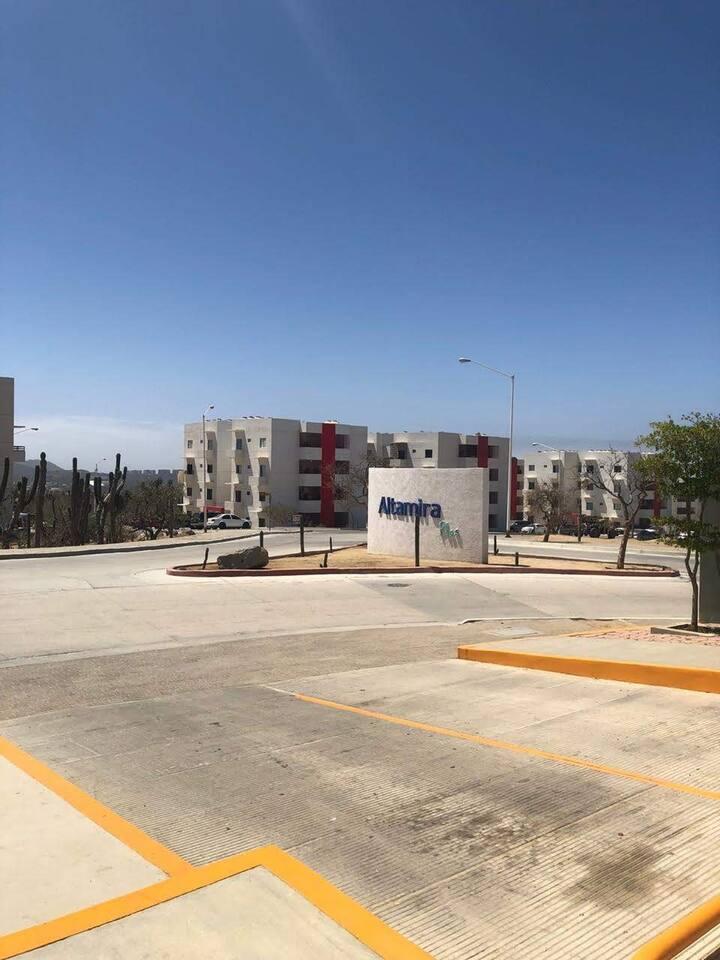 Renta depto en Altamira condominios plus San lucas
