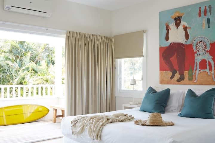 Tropical - Superior Room with Garden View Veranda