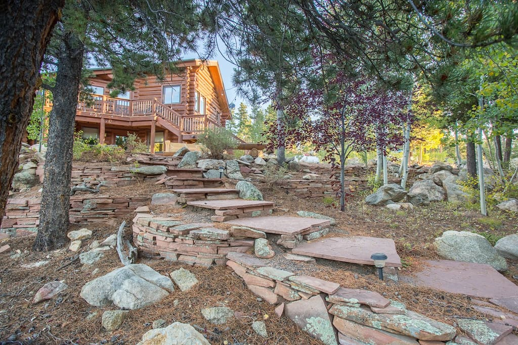 Exclusive, Private Romantic Cabin for 2 on 54 acres