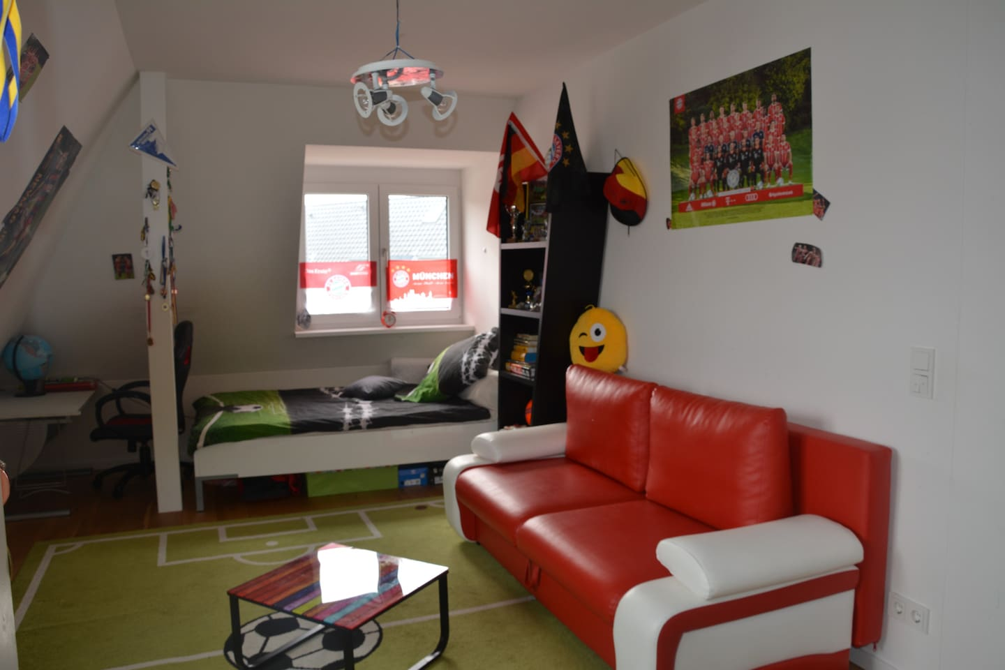Haus des Frieden&Sport - Apartments for Rent in Munich, Bayern, Germany