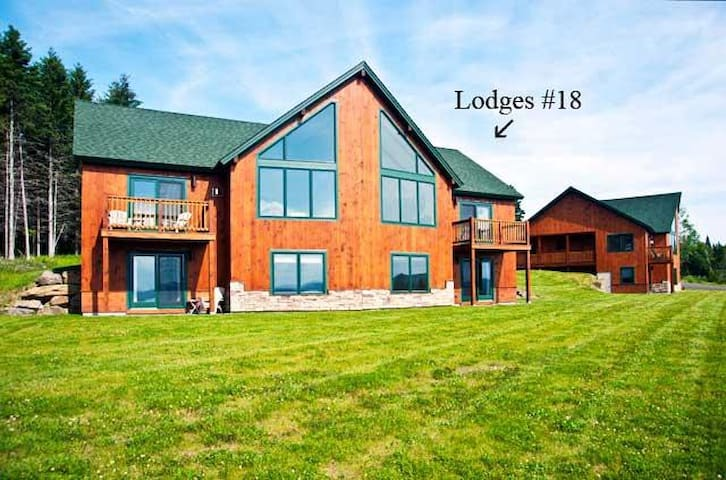 Lodges 18 - Enjoy views of Rangeley Lake from this Lodges Condo