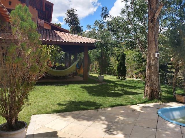 casa de campo luxuosa na serra de Guaramiranga