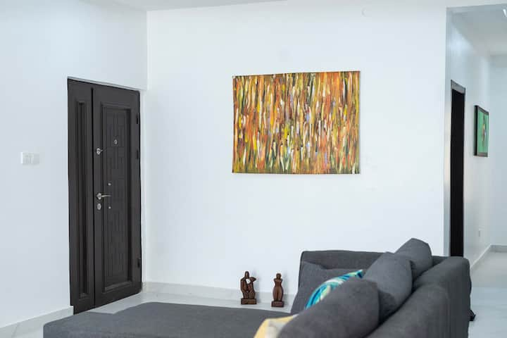 Beautiful Lekki Home with a View