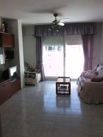 Apartamento con amplia terraza en Playa del Cura - Torrevieja - Wohnung