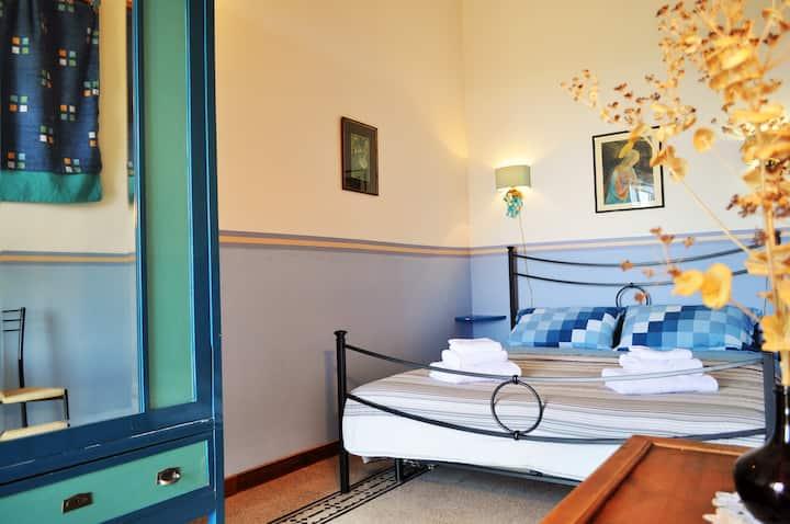 Sicilian Rural bnb - Double Room Sea View
