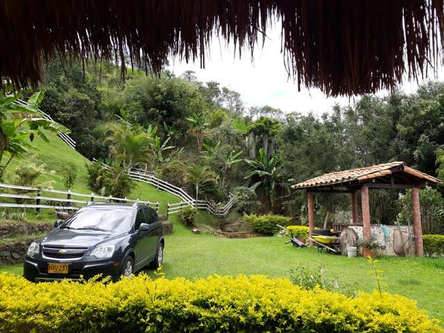 Cabaña estilo mexicano
