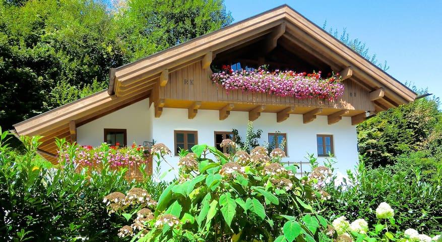 Auszeit im Chiemgau, Ferienhaus 6 Personen