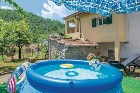 Holiday cottage with 2 bedrooms on 150m² in Astracaccio LU