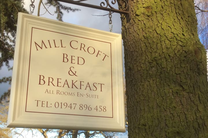 Mill Croft Bed & Breakfast - Goathland - Bed & Breakfast