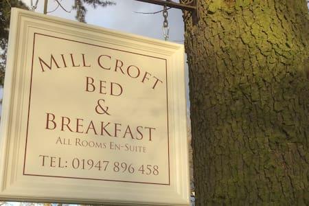 Mill Croft Bed & Breakfast - Goathland - Bed & Breakfast