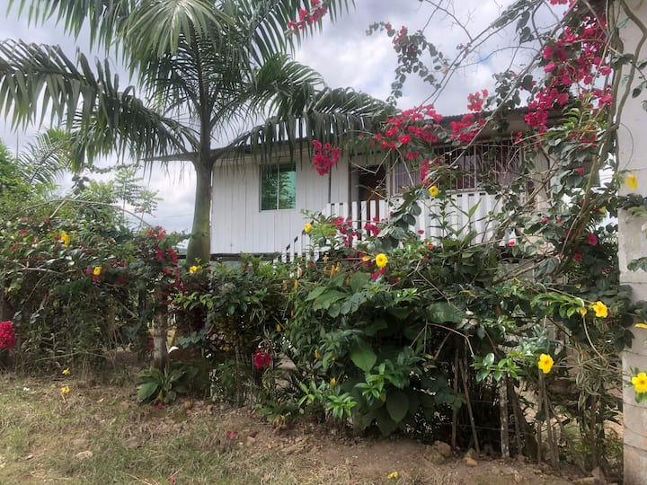 Hermosa Casa de campo  quinta agroturistica Camila