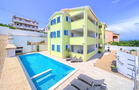 Mali nono Studio apartament with Sea veiw