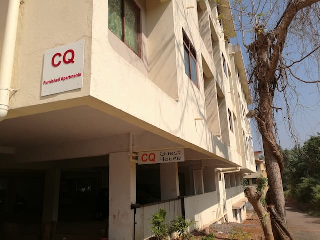 CQ Furnished Apartments (1BHK), Porvorim, Goa - Penha de França