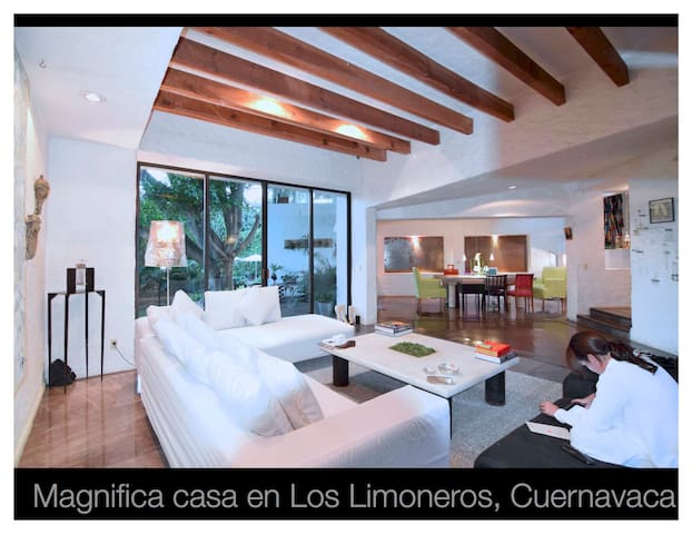 Limoneros, casa arte sustentable