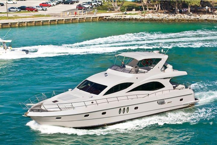 Luxury 66 yacht