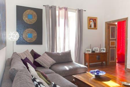 Chambres en centre ville .. Quartier vivant !!! - Bastia - อพาร์ทเมนท์