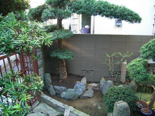 小さな庭園 癒しの宿「絆きずな」