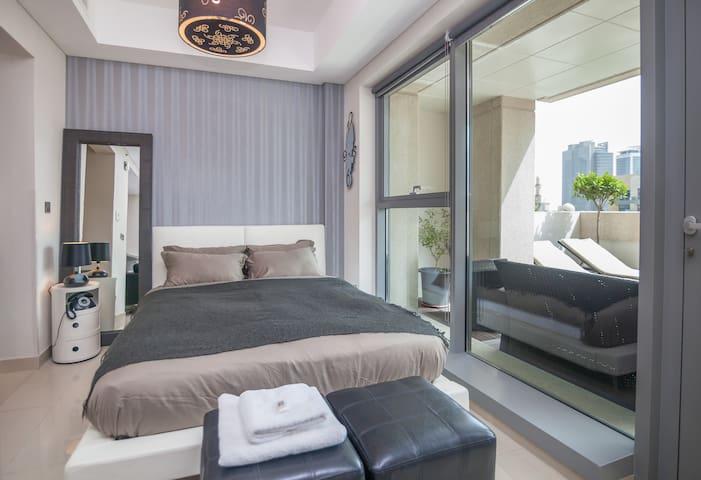 Stylish Studio - Downtown Dubai - Dubai - Apartamento