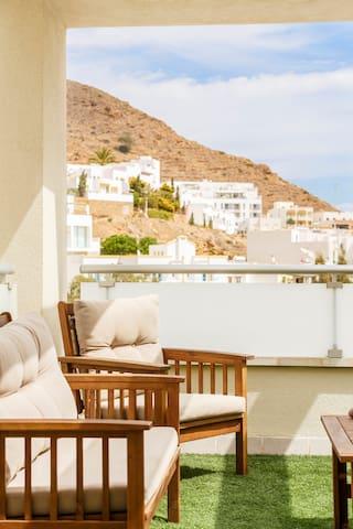 Apartamento en Carboneras